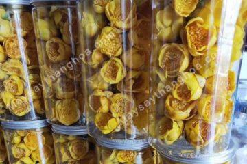 Dịch vụ sấy hoa khô, sấy nụ hoa giữ nguyên hình dáng, màu sắc đẹp