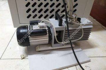 Bơm chân không, một số loại bơm sử dụng trong máy sấy thăng hoa