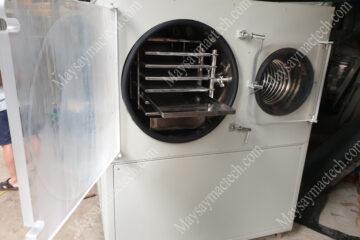 Máy sấy thăng hoa MST150 phù hợp sấy 15kg sản phẩm