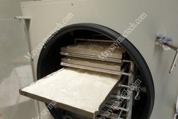Cách sấy khô men vi sinh hiệu quả bằng máy sấy thăng hoa