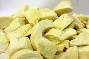 Cách sấy khô sầu riêng giữ nguyên múi, nguyên màu sắc tự nhiên