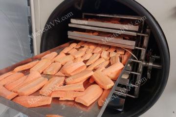 Cà rốt sấy khô làm bột, tìm hiểu cách sấy phù hợp với rau củ này