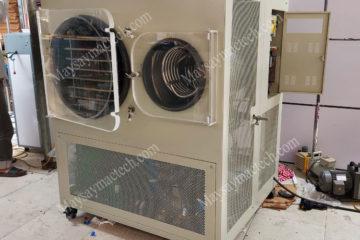 Máy sấy thăng hoa MST100 phù hợp cho sấy khô dưới 10kg sản phẩm