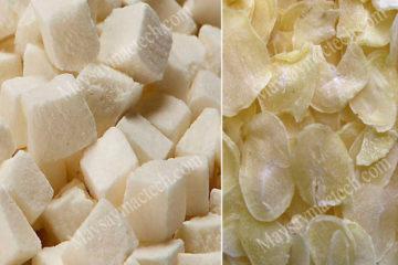 Khoai tây sấy thăng hoa có đặc điểm ưu việt như thế nào