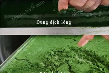 Cách sấy khô bột tảo xoắn đảm bảo tơi, xốp, mịn, màu đẹp